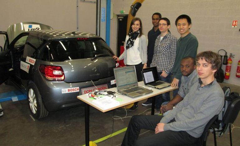 Esigelec : des étudiants rouennais misent sur l'hybride
