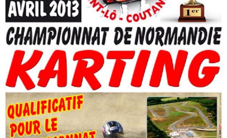Championnat régional de karting