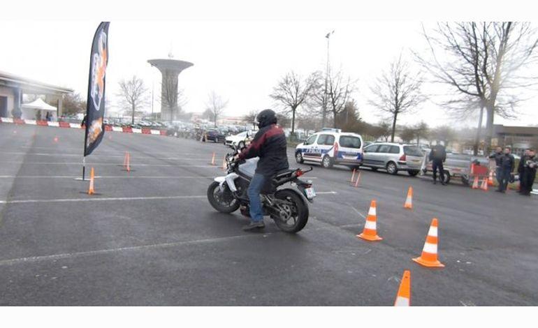 Stage des bonnes pratiques du pilotage de sa moto