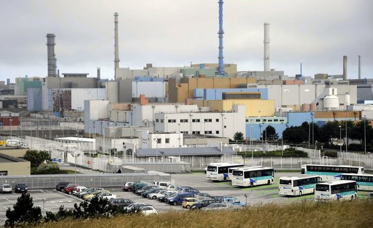 Areva confirme les préparatifs d'un convoi de matières radioactives
