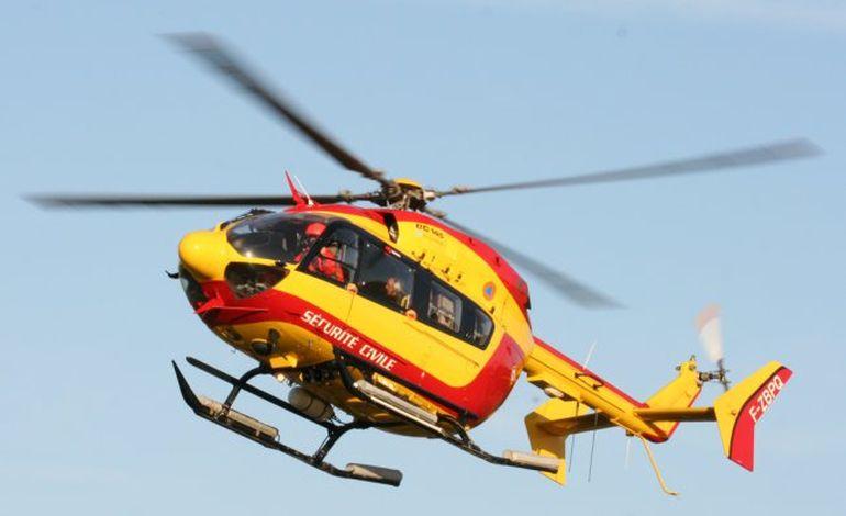 Aunay-sur-Odon : deux blessés graves dans un accident de moto