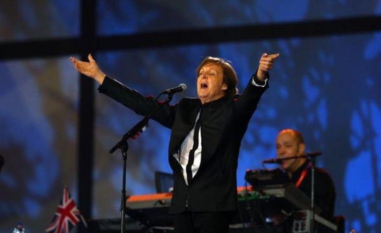 McCartney, musicien le plus riche de Grande-Bretagne pour la 25e année consécutive