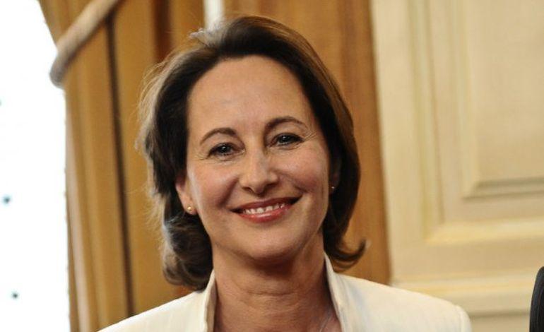 Ségolène Royal vient présenter la nouvelle BPI à Rouen