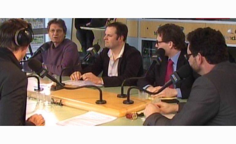 VIDEO - Argent, politique et patrimoine, le débat