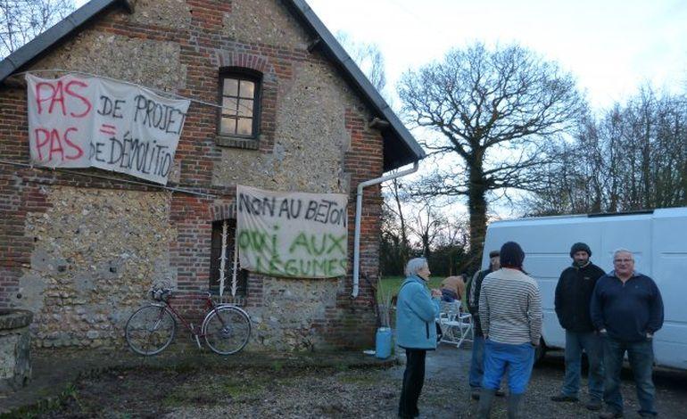 Mont-Saint-Aignan : les occupants de la Ferme des Bouillons sommés de quitter les lieux