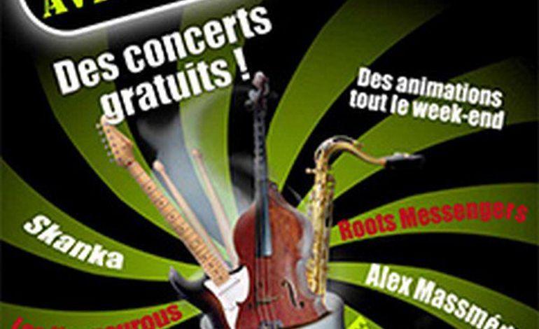 Festival musical Café Show à Pont d'Ouilly