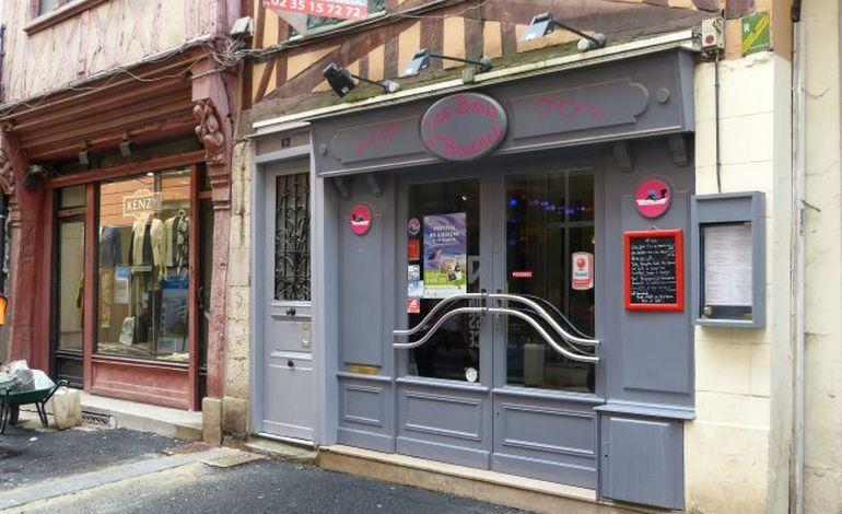 Tables rouennaises : original, le restaurant Les Bains d'Bouche