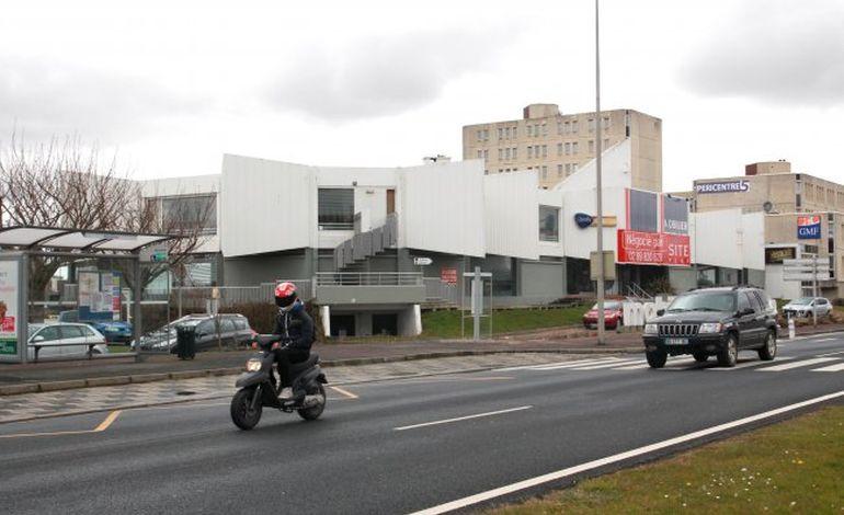 Deux tours marqueront bientôt l'entrée nord de Caen
