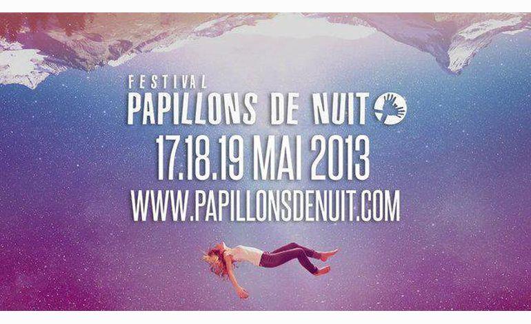Gagnez vos 2 places pour le festival Papillons de Nuit sur Tendance Ouest