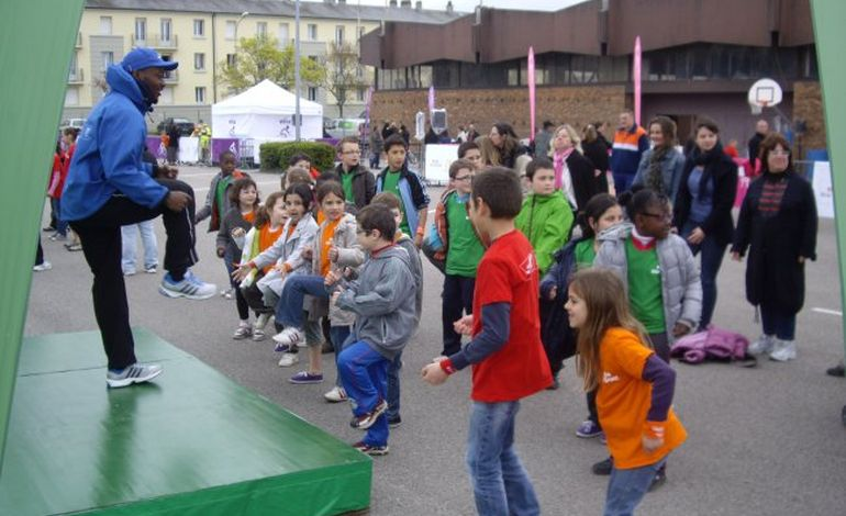 Le 6e Mc Do Kids Sport est passé par Argentan