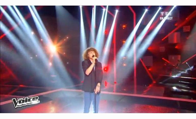 The Voice saison 2 : interview de Pierre G après le 2e live