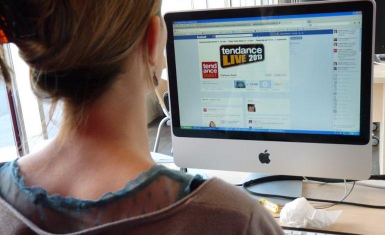 Les Normands sont moins adeptes que les autres des réseaux sociaux au bureau