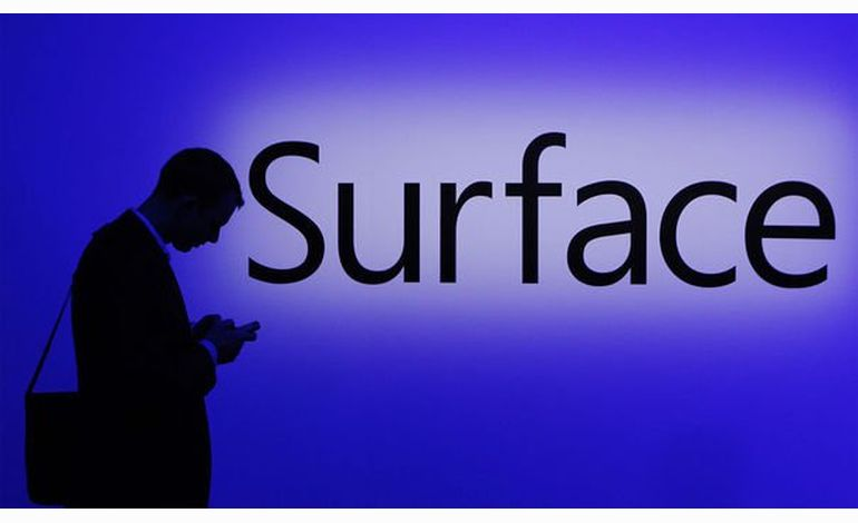 Une date de sortie pour la surface pro de Microsoft