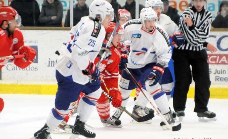 Hockey : l'équipe de France reçoit la Lettonie à Rouen