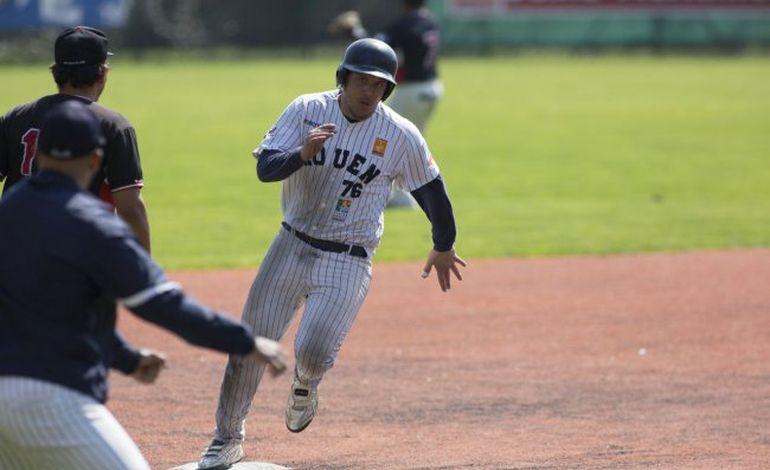 Baseball : duel fratricide en vue à Rouen