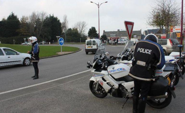Cherbourg : 1 véhicule sur 6 en excès de vitesse !