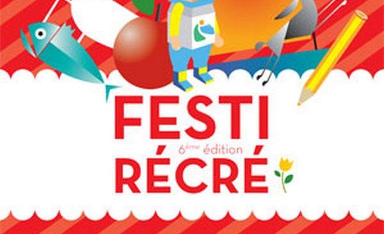 6ème édition de Festi-récré sur le Pays Granvillais et Villedieu
