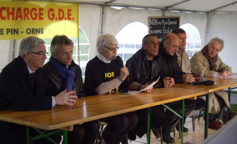 Moratoire ministériel sur le site GDE : réactions des élus