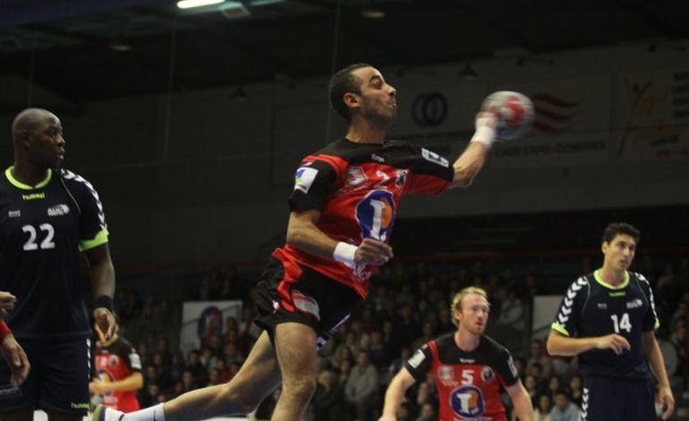 Handball/N1M : Caen facile vainqueur de Gien