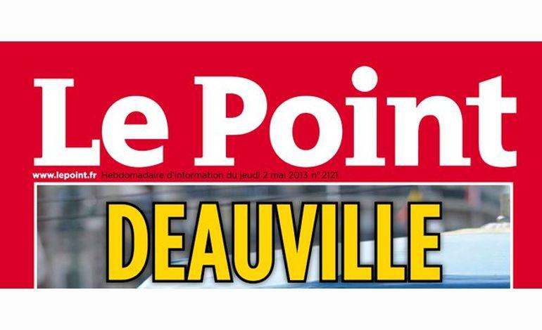 Deauville, Tendance Ouest partenaire du journal Le Point
