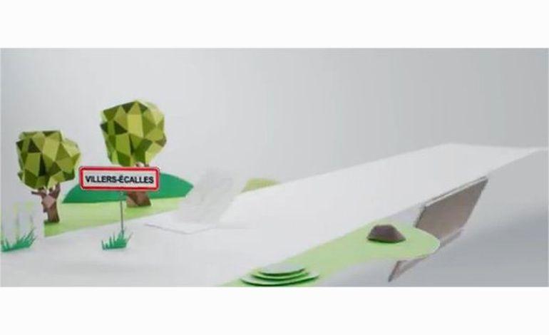 Rouen : l'usine Ferrero de Villers-Ecalles dans une publicité sur le web
