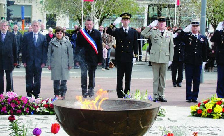 Cérémonies et commémorations à venir à Caen