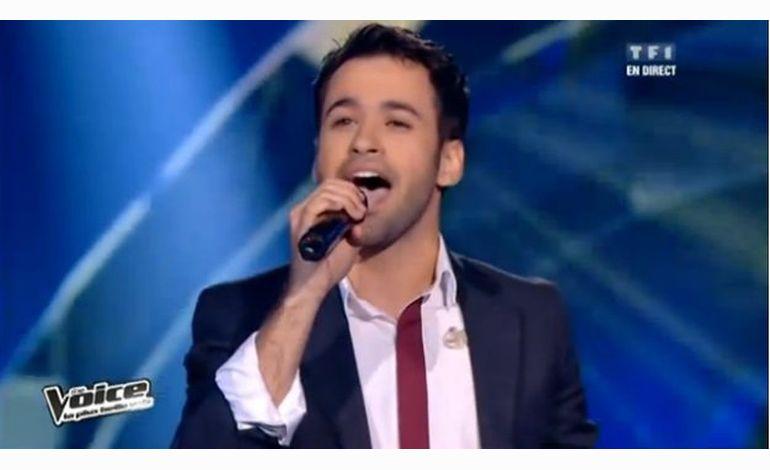 The Voice saison 2 : interview d'Anthony Touma après le 3e live