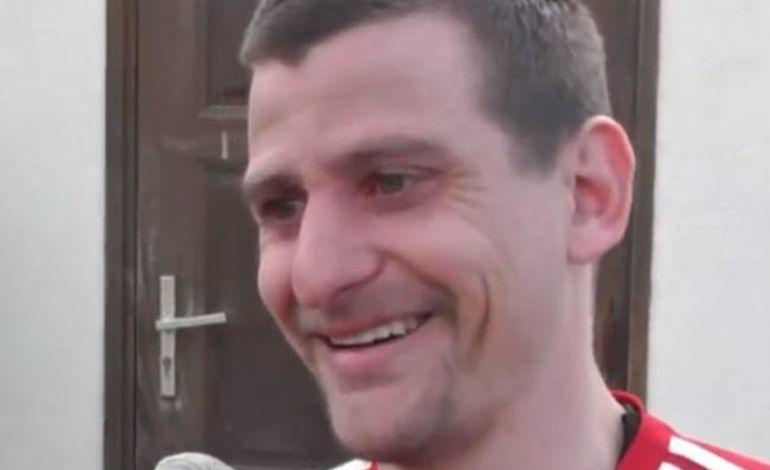 Foot : Quand Sébastien Mazure fond en larmes