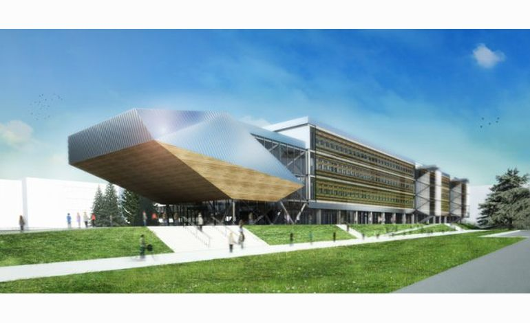 A l'Université de Rouen, les activités scientifiques vont bientôt se regrouper