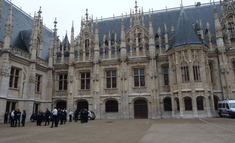 Au tribunal de Rouen : il