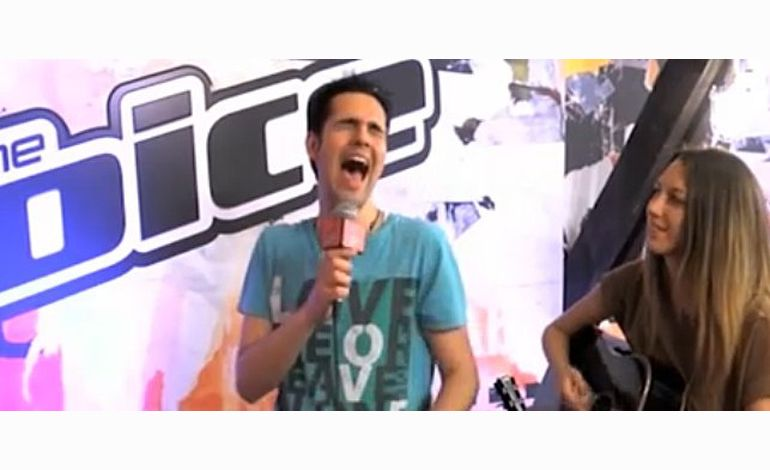 The Voice inédit, Yoann Fréget reprend Sam Cook