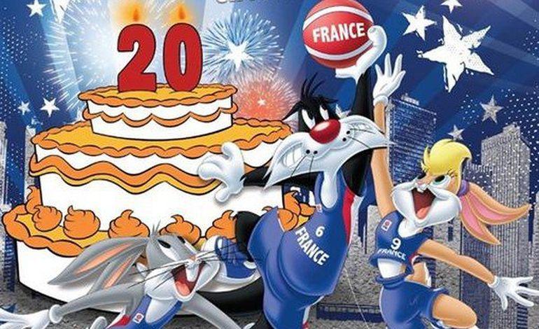 20e édtion de la fête nationale du Mini Basket à Mondeville