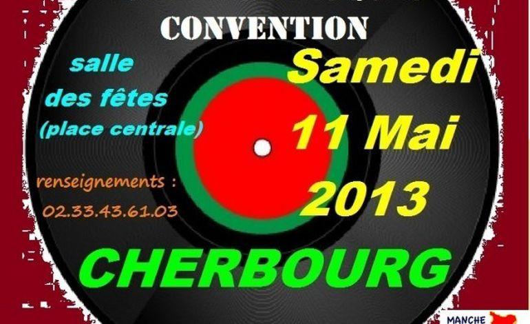 Foire aux disques à Cherbourg