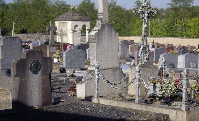 Autheuil : le Fisc adresse un courrier à un défunt... dans un cimetière