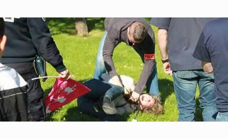 La Manif pour tous 14 s'estime victime de violences policières