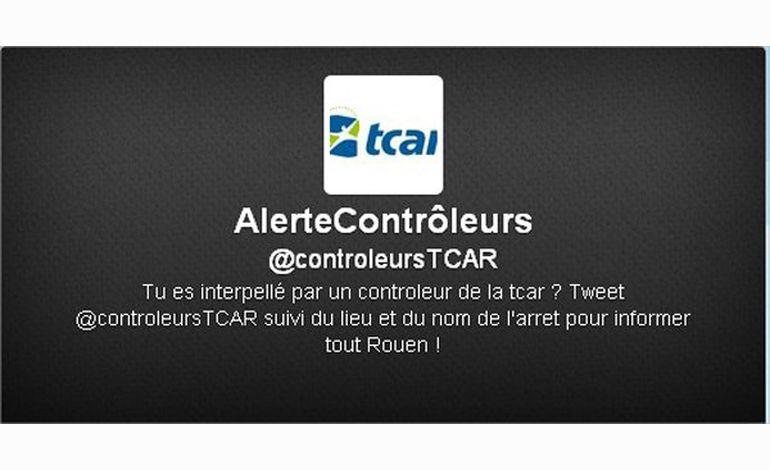 Rouen : un compte Twitter informe des contrôles dans les transports