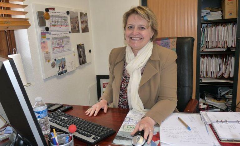 Frédérique Gervais, l'agent double du tourisme caennais