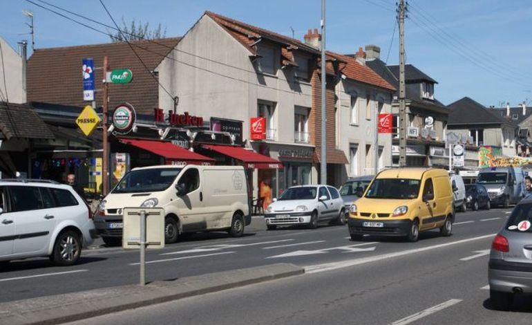 Un homme blessé par balle en pleine ville à Caen