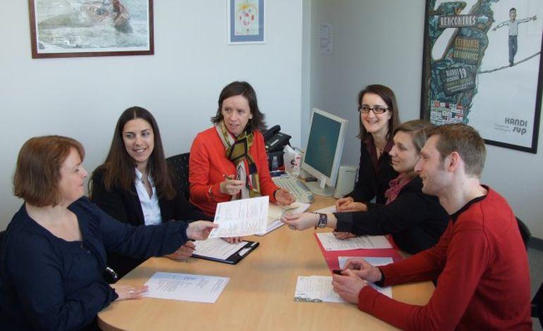 Handicapés : Handisup se bat à Rouen pour qu'ils étudient comme les autres