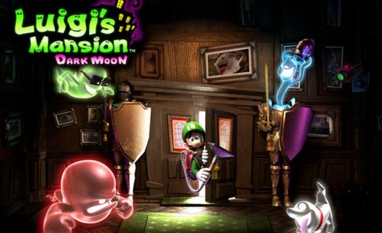 Meilleures ventes de jeux vidéo en France : Luigi en force !