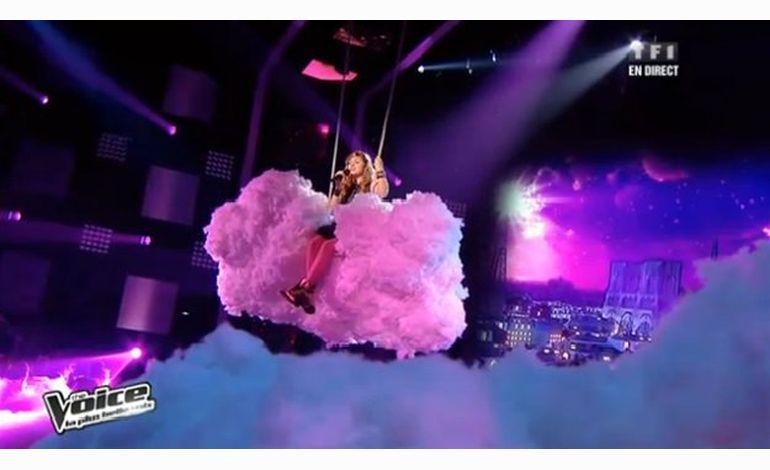 The Voice saison 2 : interview de Louane après les quarts de finale