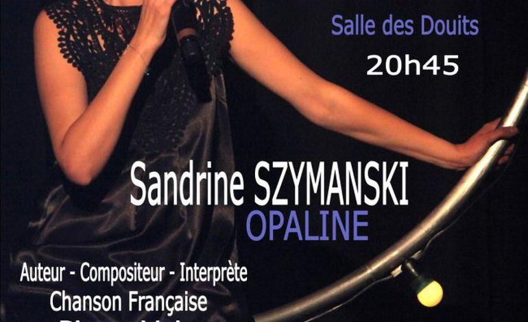 Concert : Sandrine Szymanski à Barneville-Carteret