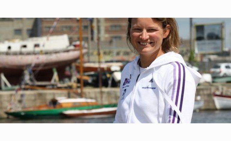 Voile : Claire Pruvot termine 13ème de la Solo Concarneau