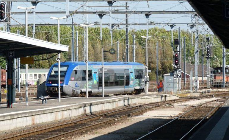 Insolite : le train Paris-Caen-Cherbourg part en avance