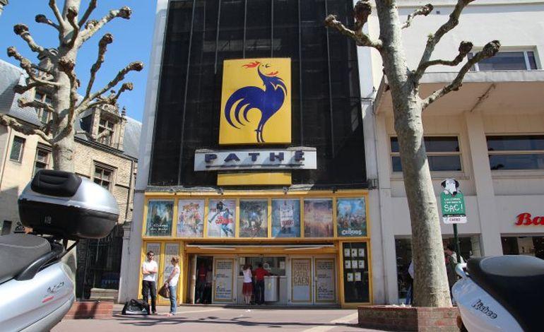 Clap de fin pour un siècle de cinéma en centre-ville de Caen