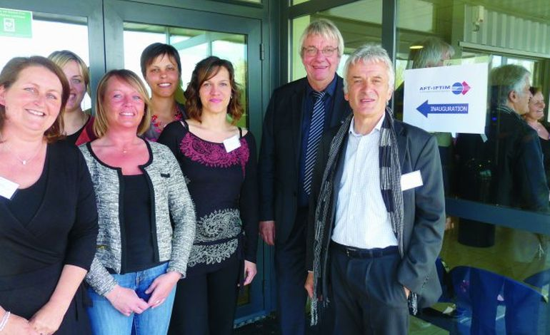 Transport, logistique : L'AFT-IFTIM inaugure un nouveau centre de formation à Caen