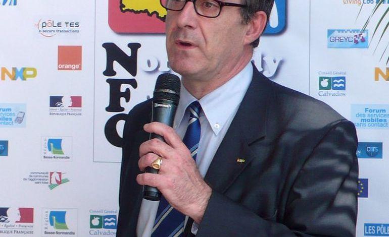 Caen : Stéphane Bouyeure élu président du pôle TES