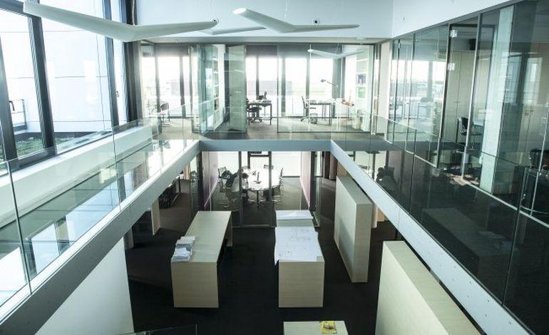A Saint-Contest, le futur eldorado des bureaux