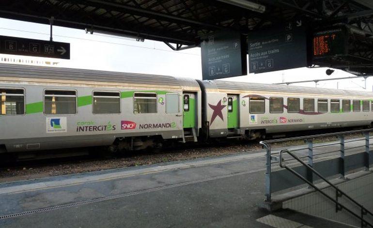 Un homme percuté par un train à Bayeux