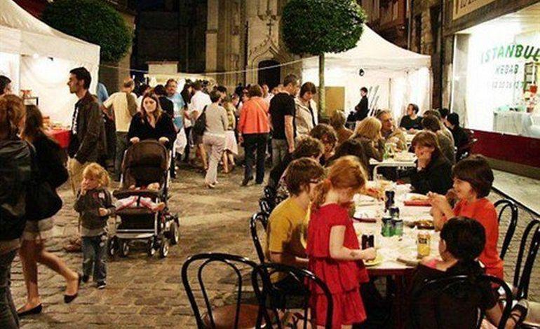 Alençon : le centre-ville accueille la Nocturne Alençonnaise